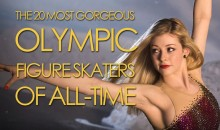 The 20 Most Gorgeous Olympic Figure Skaters of All-Time