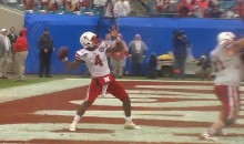 Nebraska's 99-Yard Touchdown in the Gator Bowl Is the Best Play of 2014…So Far (Video)