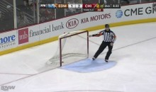 Blackhawks' Patrick Kane Scores a Goal for the Edmonton Oilers (Video)