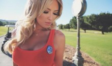 Paulina Gretzky Is Making WAG History by Appearing in a Commercial for TaylorMade Golf Clubs (Pic)