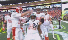 Team Rice Defeats Team Sanders in the Pro Bowl on a Game-Winning Two-Point Conversion (GIFs)