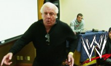 Ric Flair Supposedly Won't Attend Panthers-49ers Game Because of Death Threats from Panthers Fans