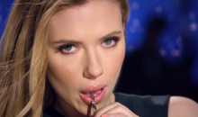 Scarlett Johansson Stars in Banned Super Bowl Ad for Sodastream (Video)
