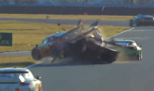 Drivers Lucky to Be Alive After Horrifying Crash at Rolex 24 in Daytona (Video)