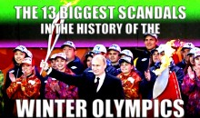 The 13 Biggest Scandals in the History of the Winter Olympics