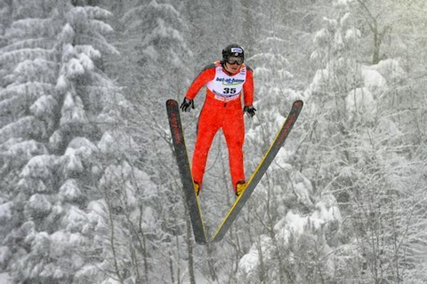 women's ski jumping - new sports 2014 winter olympics