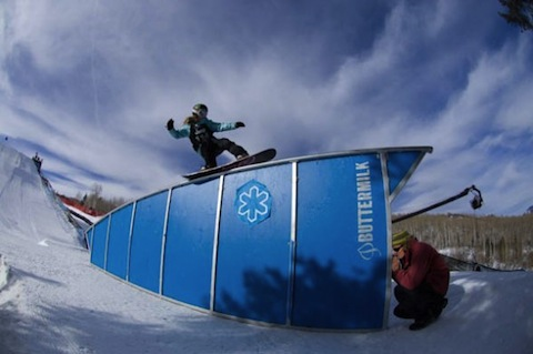 women's slopestyle (jamie anderson) - new sports 2014 winter olympics