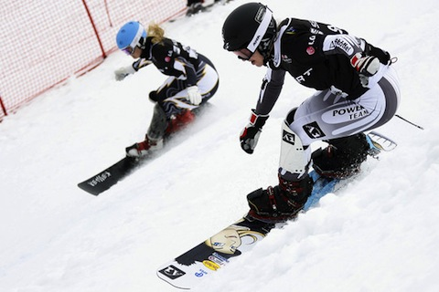 women's snowboard parallel slalom - new sports 2014 winter olympics
