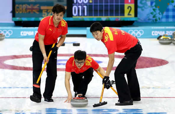 1 curling - boring winter olympic events
