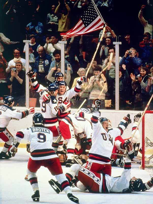 1 miracle on ice usa soviet union 1980 - biggest olympic hockey upsets
