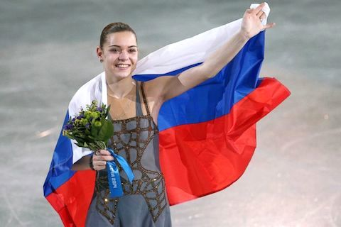 1 russia gold adelina sotnikova - what do countries pay for olympic medals (olympic medal bonuses)