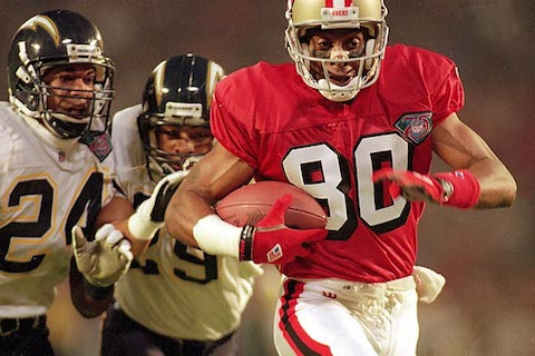10 super bowl xxix jerry rice - biggest super bowl blowouts