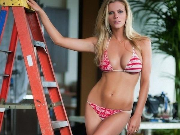 11 brooklyn decker (andy roddick) - sports illustrated swimsuit models who dated athletes