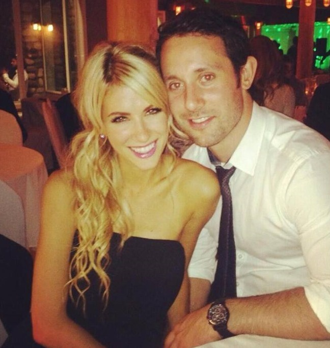 14 Rachel Linke (Sam Gange girlfriend) - hottest NHL WAGs 2014