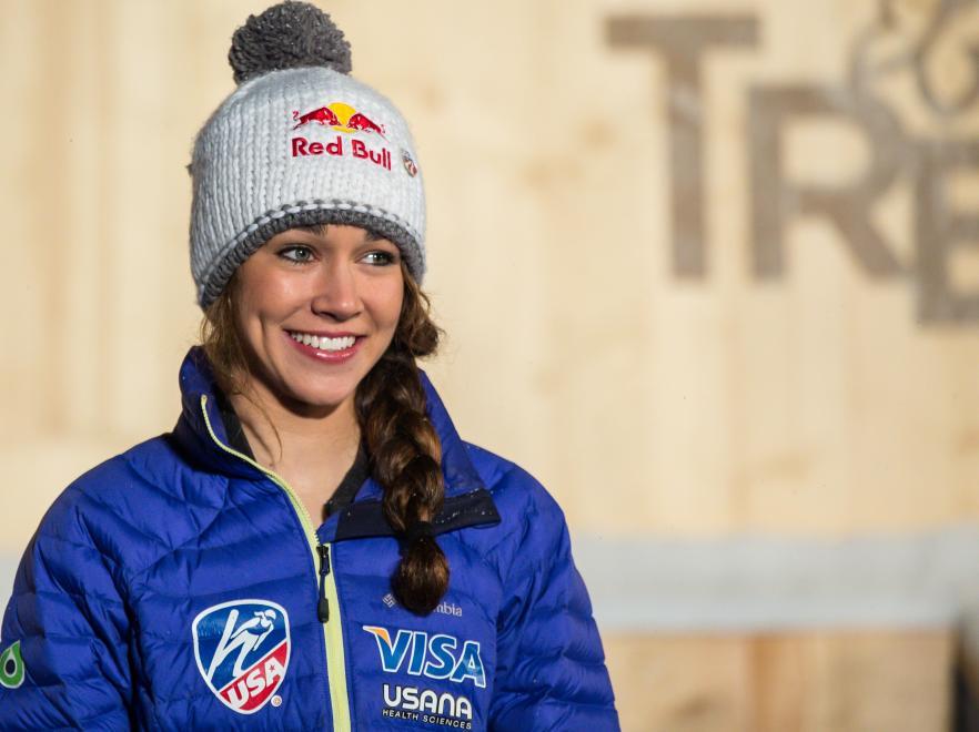 14 USA - Sarah Hendrickson - hottest countries at sochi 2014 winter olympics