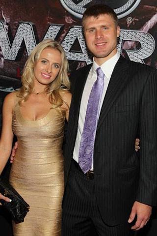 15 Zjenia Bryzgalov (Ilya Bryzgalov wife) - NHL WAGs 2014
