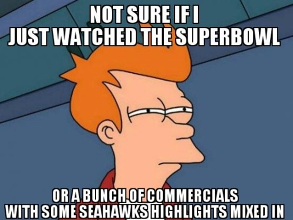 16 not sure if - broncos super bowl commercials