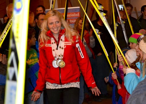 18 Austria - Lisa Theresa Hauser - hottest countries at sochi 2014 winter olympics