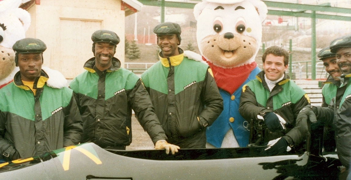 1988 jamaican bobsled team calgary