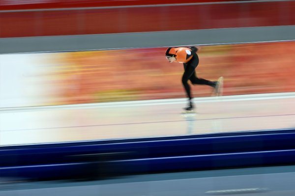 2 speed skating 10,000 - boring winter olympic events