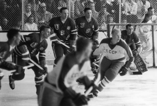 2 usa soviet untion 1960 olympic hockey - biggest olympic hockey upsets