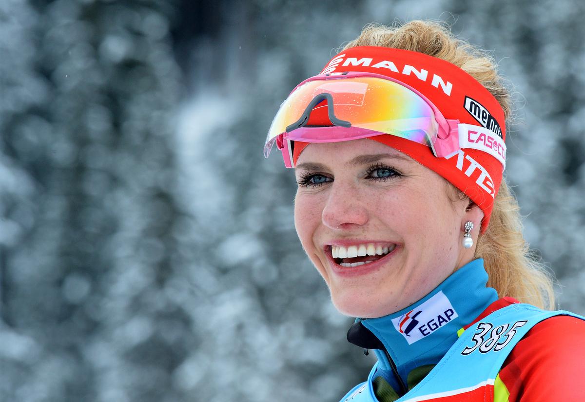 29 czech republic - gabriela soukalova - hottest countries at sochi 2014 winter olympics
