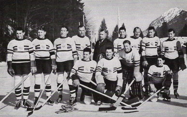 3 1936 great britain ice hockey team - biggest olympic hockey upsets