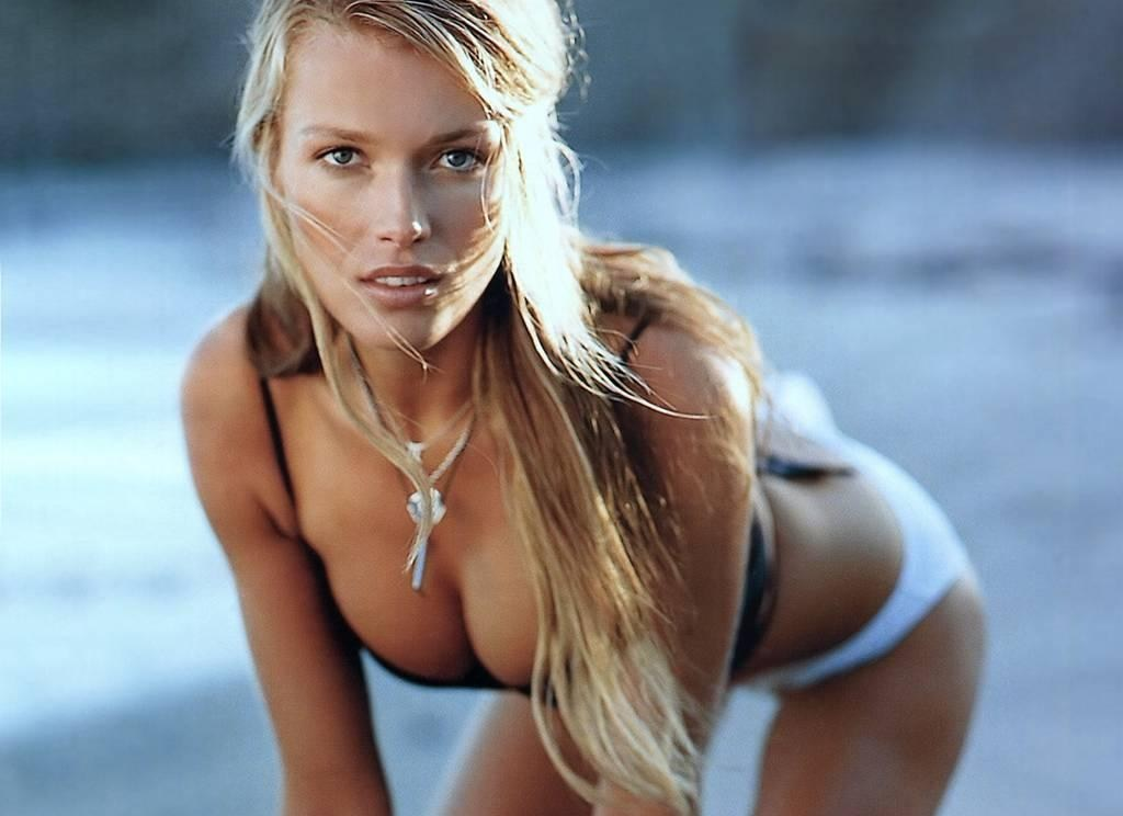 3 veronica varekova (petr nedved) - sports illustrated swimsuit models who dated athletes