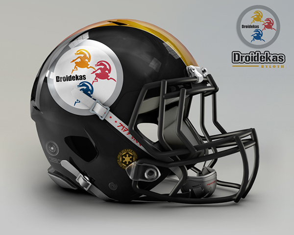 Ryloth Droidekas – Pittsburgh Steelers