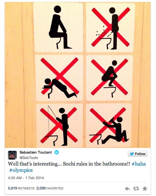 4 sebastien toutant sochi toilet rules - sochiproblems