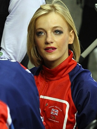 41 Great Britain - Penny Coomes - hottest countries at sochi 2014 winter olympics