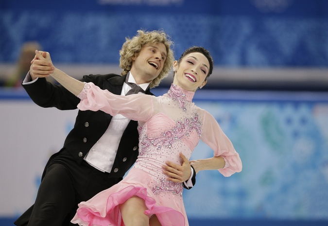 5 ice dancing - boring winter olympic events