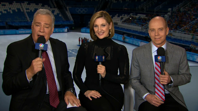 5 nbc figure skating commentators - things we won't miss about sochi 2014 winter olympics