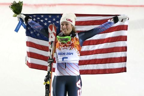 5 usa mikaela shiffrin gold slalom - what do countries pay for olympic medals (olympic medal bonuses)
