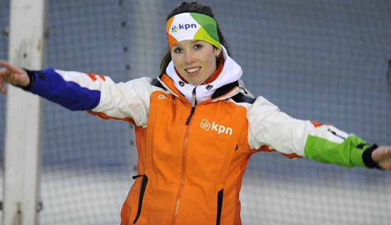 51 Netherlands - antoinette de jong - hottest countries at sochi 2014 winter olympics