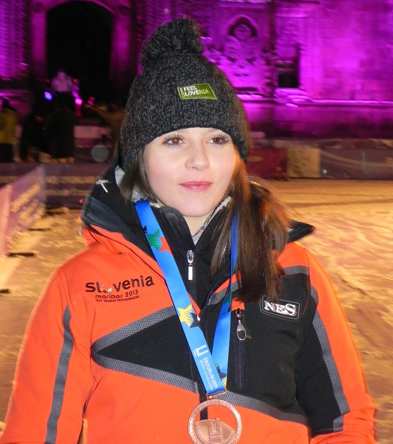 55 Slovenia - Gloria Kotnik - hottest countries at sochi 2014 winter olympics