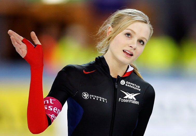 7 Norway - hege bokko - hottest countries at sochi 2014 winter olympics