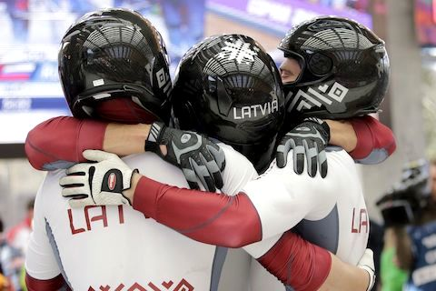 7 latvia bobsled silver - what do countries pay for olympic medals (olympic medal bonuses)