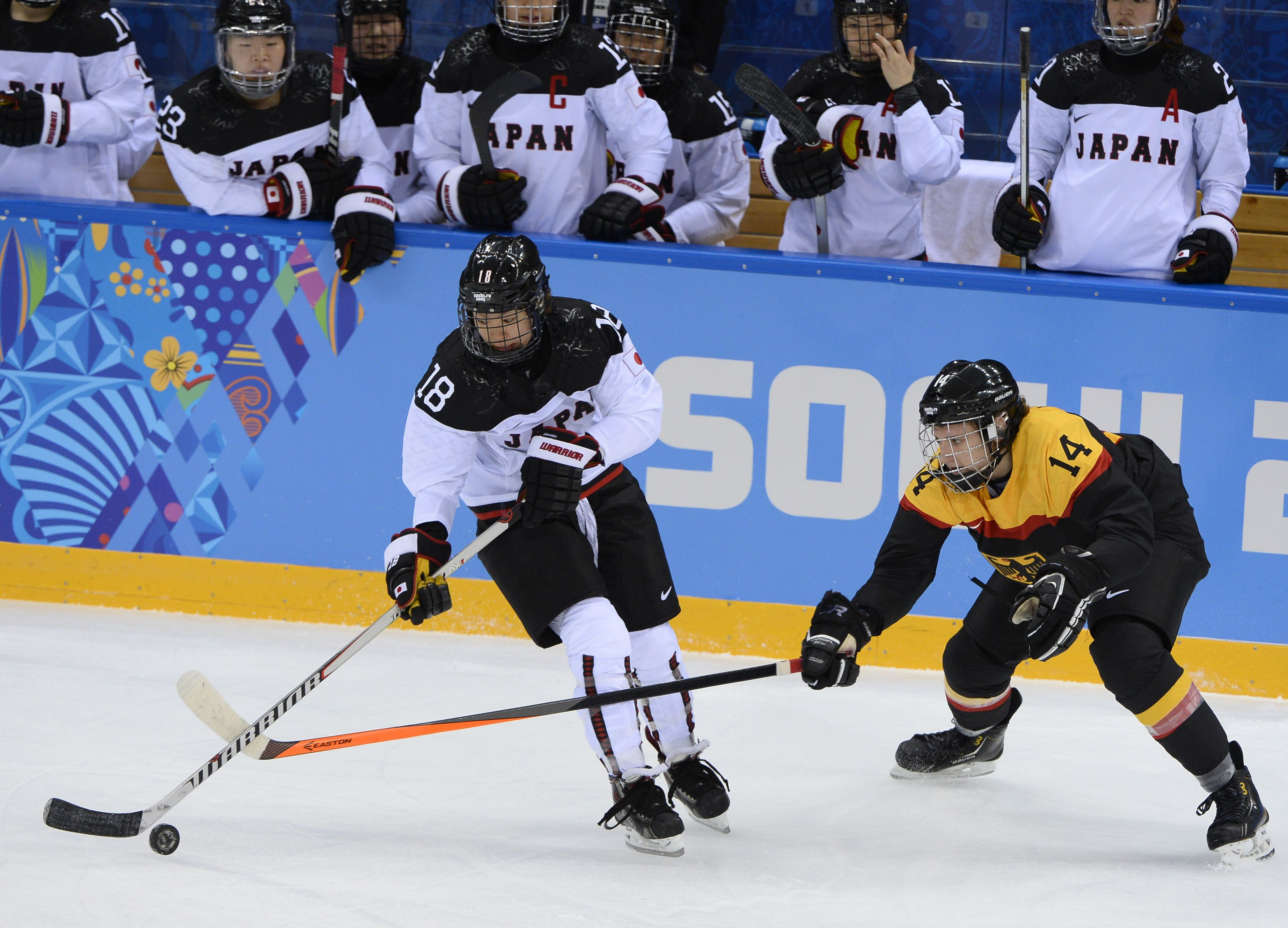 7 women's hockey preliminary round - boring winter olympic events