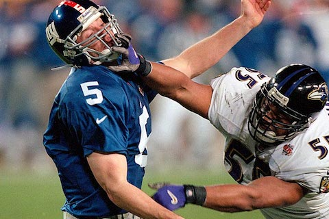 8 super bowl xxxv - biggest super bowl blowouts