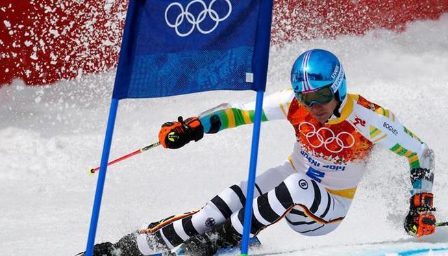 9 ski slalom - boring winter olympic events