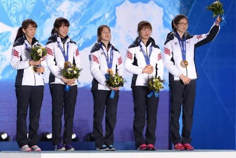 9 south korea short track relay gold - what do countries pay for olympic medals (olympic medal bonuses)