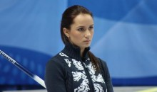 Russian Curler Anna Sidorova Will Make You Want to Watch Olympic Curling (Gallery)