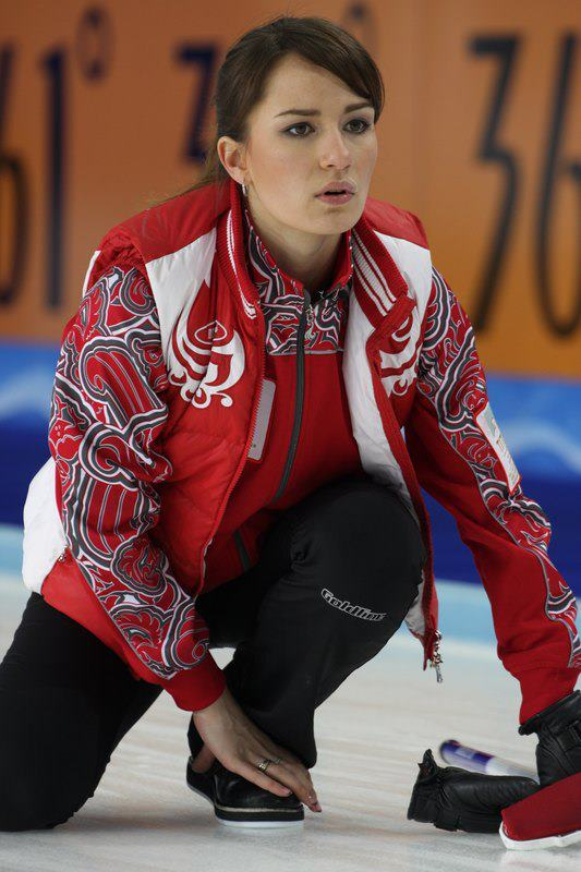 Total Pro Sports Russian Curler Anna Sidorova Will Make ...