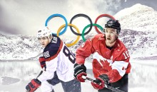 2014 Sochi Olympics: Canada vs. USA Men's Hockey Hype Posters (Gallery)