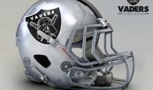 Artist Combines NFL Helmets and 'Star Wars' (Gallery)