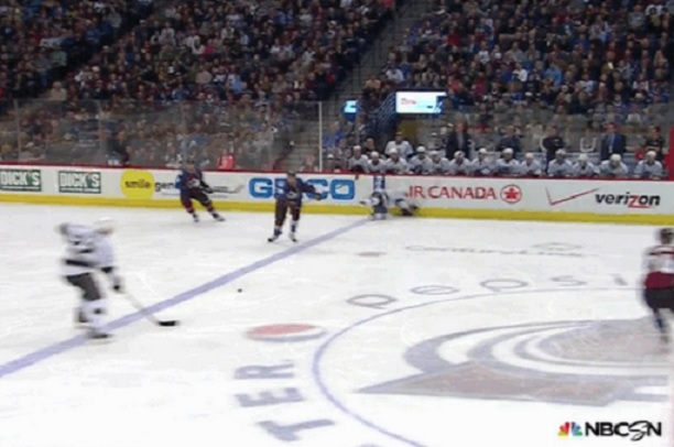 Jordan Nolan miss hit