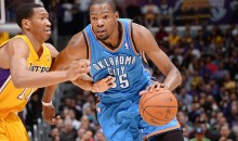 Stat Line of the Night — 2/13/2014 — Kevin Durant