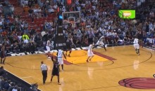LeBron James Called Ray Allen's Three-Pointer Before He Even Shot It (Video)