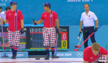 2014 Sochi Olympics: Norway's Men's Curling Team Is Killing It With Their Uniforms (Photos)